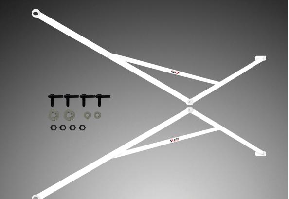ULTRA RACING SIDE BARS (CIVIC 96-00)
