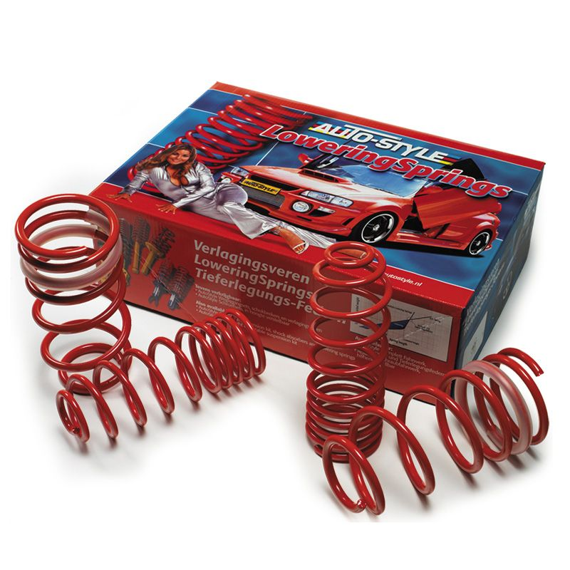 AutoStyle lowering springs Honda Concerto 11/1990-10/1996 35mm