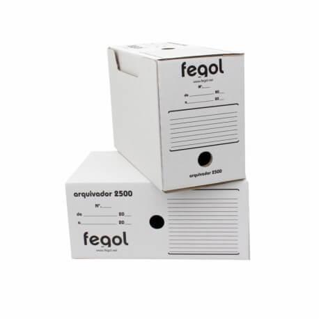 Arquivo Definitivo Fegol Desmontado 16cm - Pack 25uni