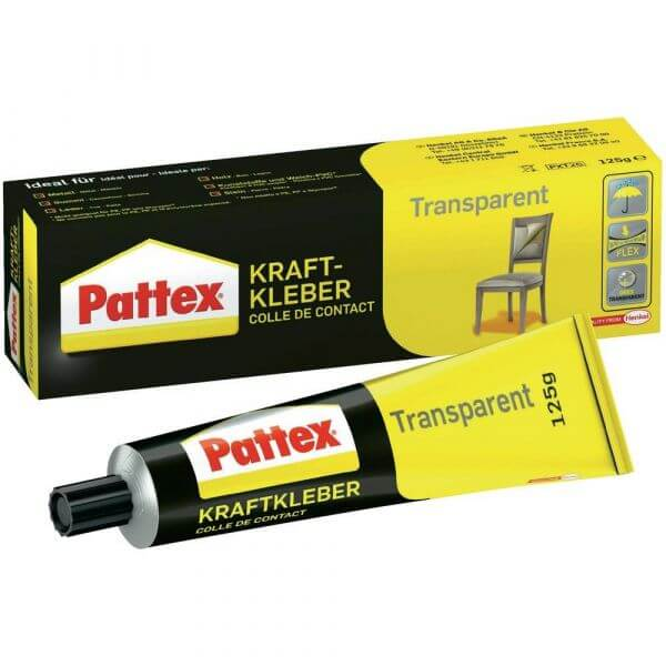 Tubo Cola Contacto PATTEX Universal 125Gr