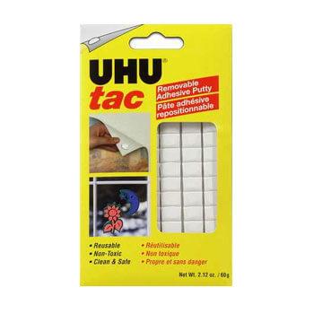 Fixadores UHU Tac Patafix Branco (Massa Adesiva) 1un