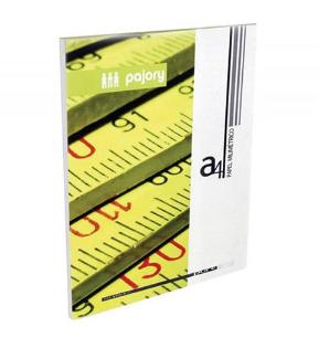 Bl papel milimétrico A4 90gr (50folhas)