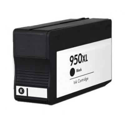 Tinteiro Compatível HP Officejet nº 950 XL Preto