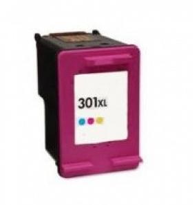 Tinteiro Reciclado HP nº 301 XL (CH564EE) Cores