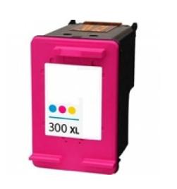 Tinteiro Compatível HP nº 300 XL (CC644E) Tricolor