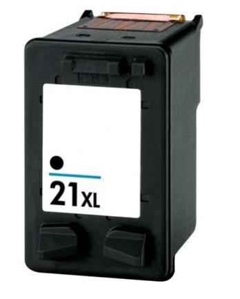 Tinteiro HP nº 21 XL (C9351C) Preto
