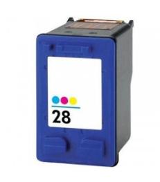 Tinteiro Compatível HP nº 28 (C8728A) Tricolor