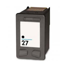 Tinteiro Compatível HP nº 27 (C8727A) Preto
