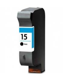 Tinteiro Compativel HP nº 15 (C6615D) Preto