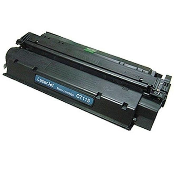 Toner Compatível HP 15A (C7115A) Preto