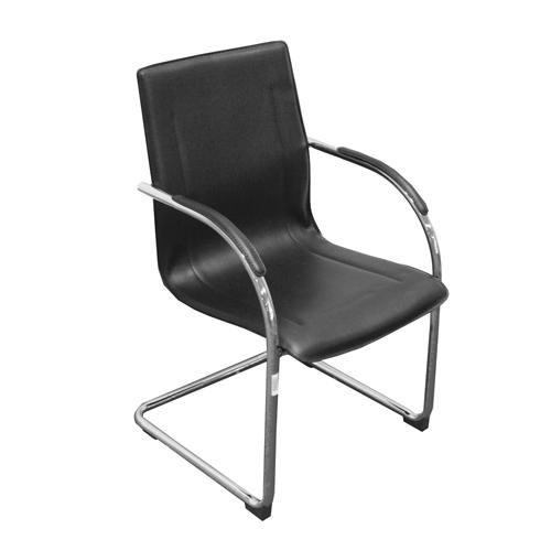 Cadeira Conferência fixa STR-0523 preta