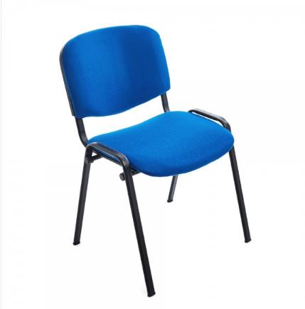 Cadeira Conferencia fixa STR-0522 Azul