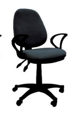 Cadeira Escritório STR-1 Verde