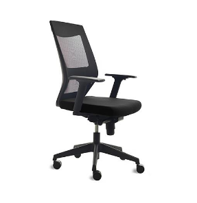 Cadeira Rocada RD-908-4 Preta
