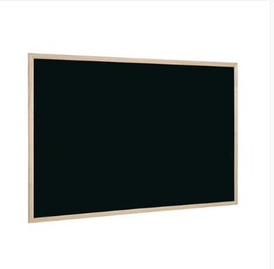 Quadro Preto lousanite 40x60 cx. madeira