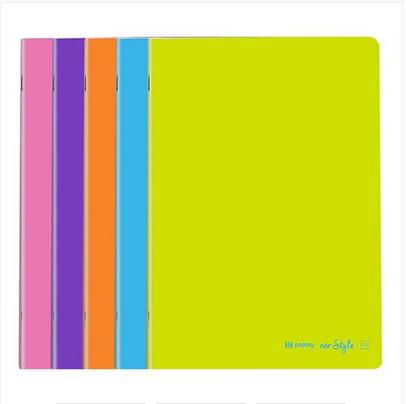 Caderno agrafado Neo:style A4 Pautado