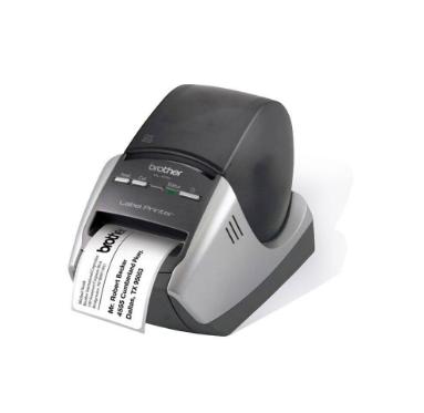 Impressora etiquetas QL-570 (USB/corte automático)
