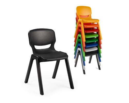 Cadeiras Ergos Pré-Escolar 02 (Várias cores)