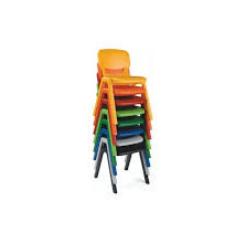 Cadeiras Ergos 03 para 1º e 2º Ciclo (várias cores)