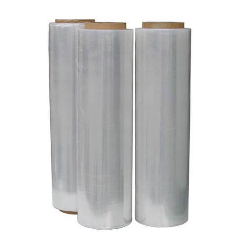 Rolo Película Estirável Manual (Paletizar) 20Microns 2Kg Transparente