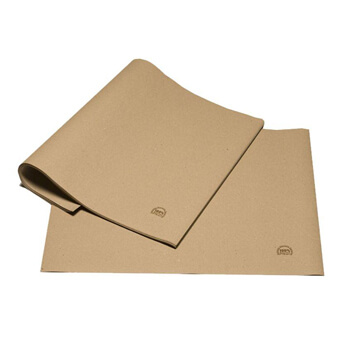 Toalhas Mesa Papel 30x40 48gr Nature 100% Recycled Kraft