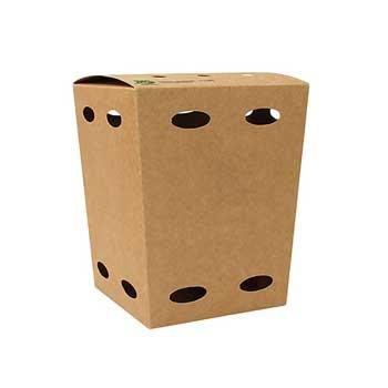 Caixa Cartão Batatas Fritas  Kraft -50 uni