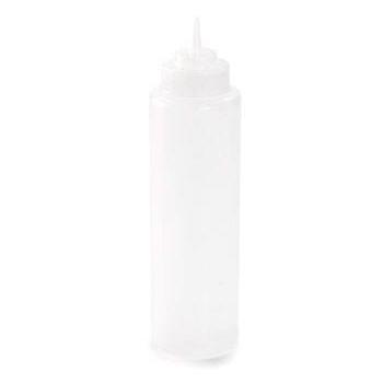 Frasco Plástico Molho 500ml - 12uni