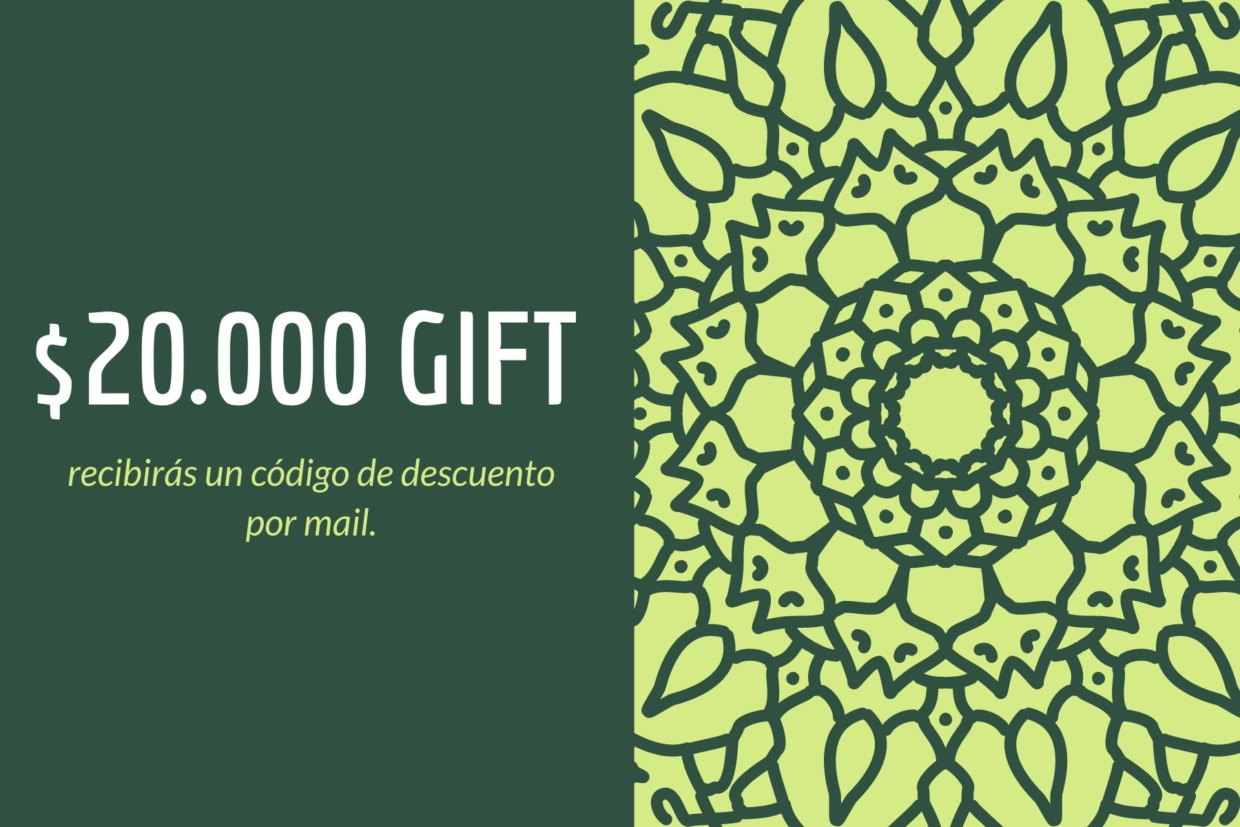 Gift Card S