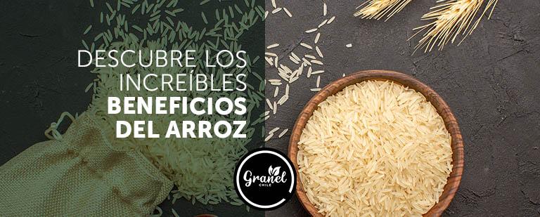 Descubre los increíbles beneficios del arroz