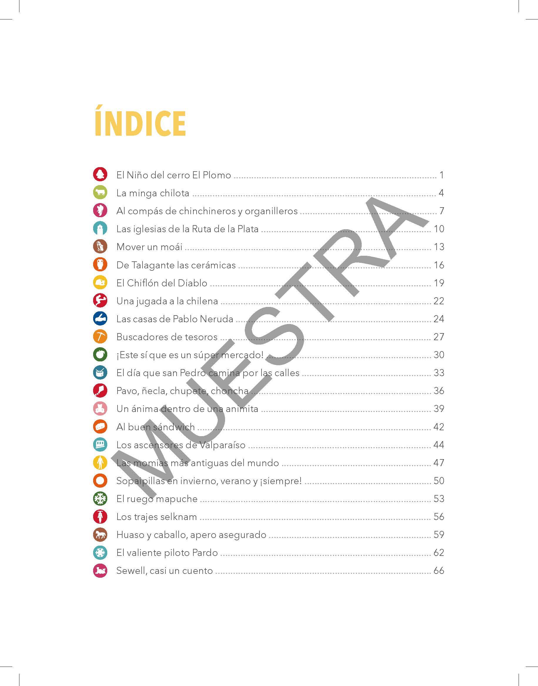 Curiosidades de Chile, Patrimonio Cultural y Patrimonio Natural (Pack 2 libros)