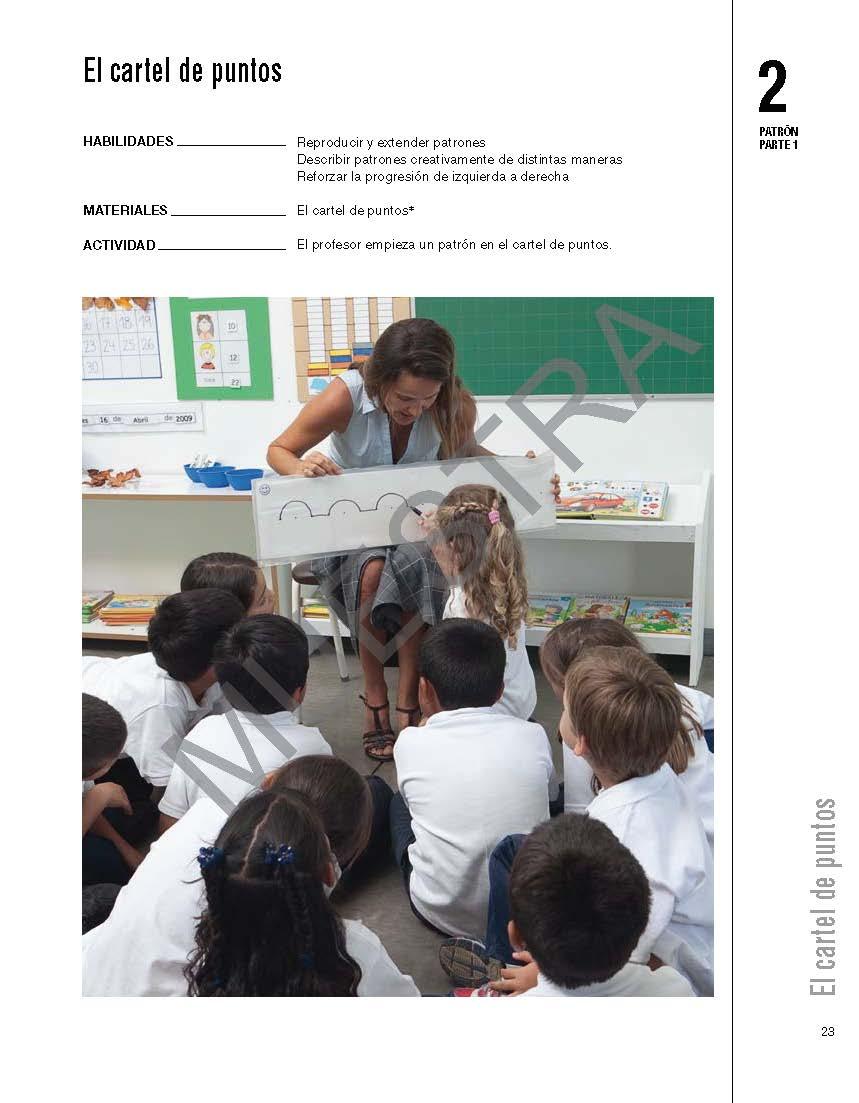 Matemáticas a su manera, Mary Baratta-Lorton