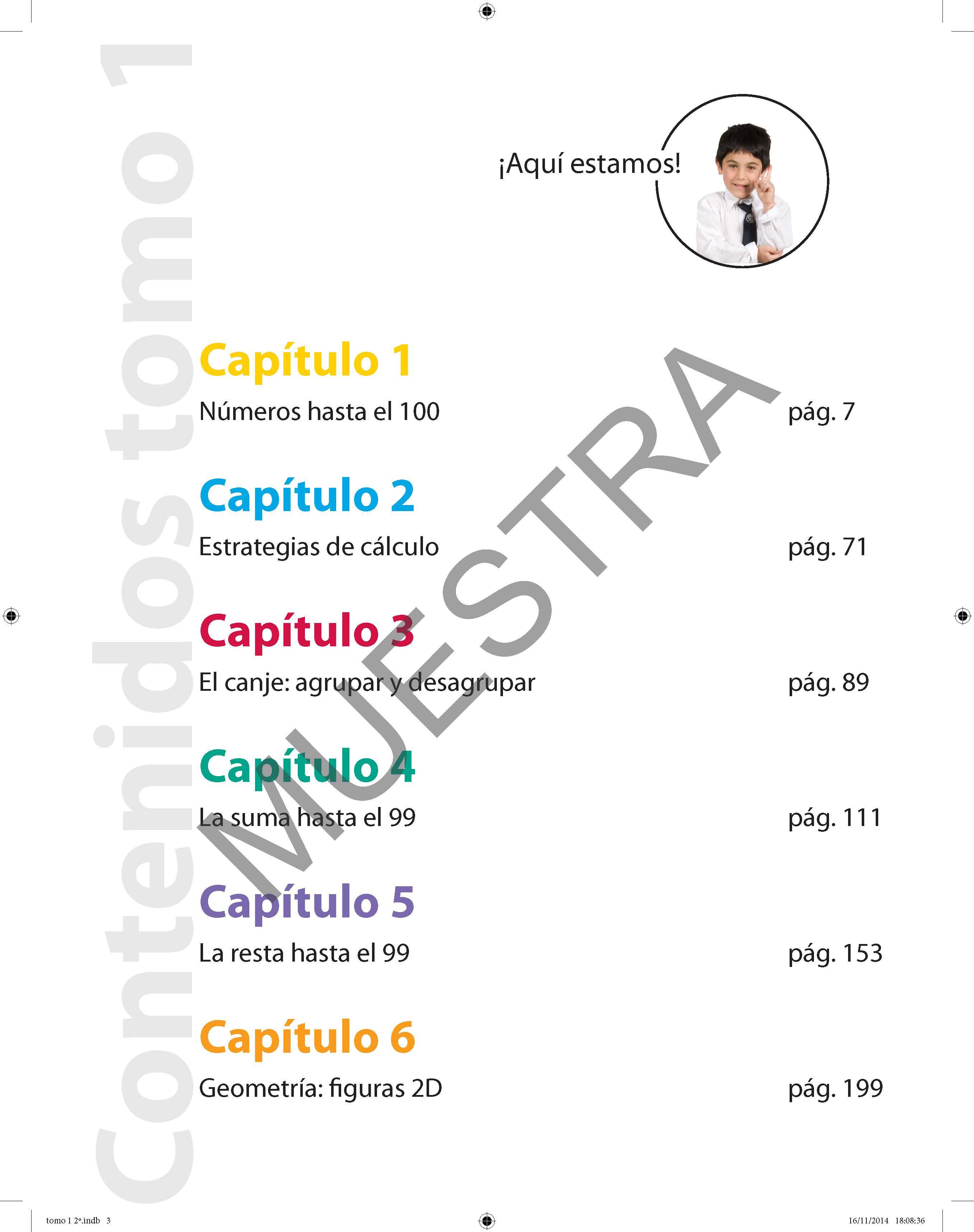Set de Matemáticas 2° básico (Edición tradicional 2020 - Tomo 1, 2 y 3)