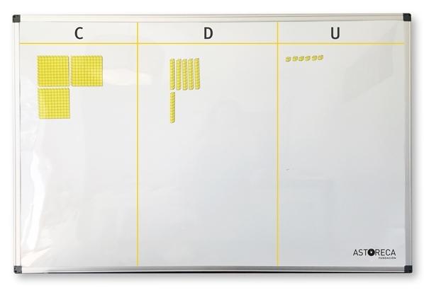 Caja de matemáticas 3° básico
