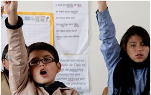 Curso de capacitación Lenguaje 2° a 4° básico
