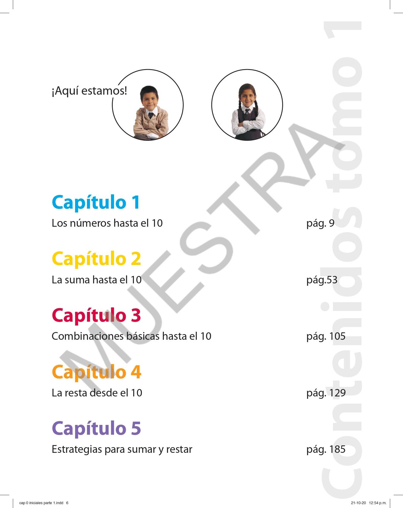 Matemáticas Aprendizajes Esenciales 1° básico - PRÓXIMAMENTE