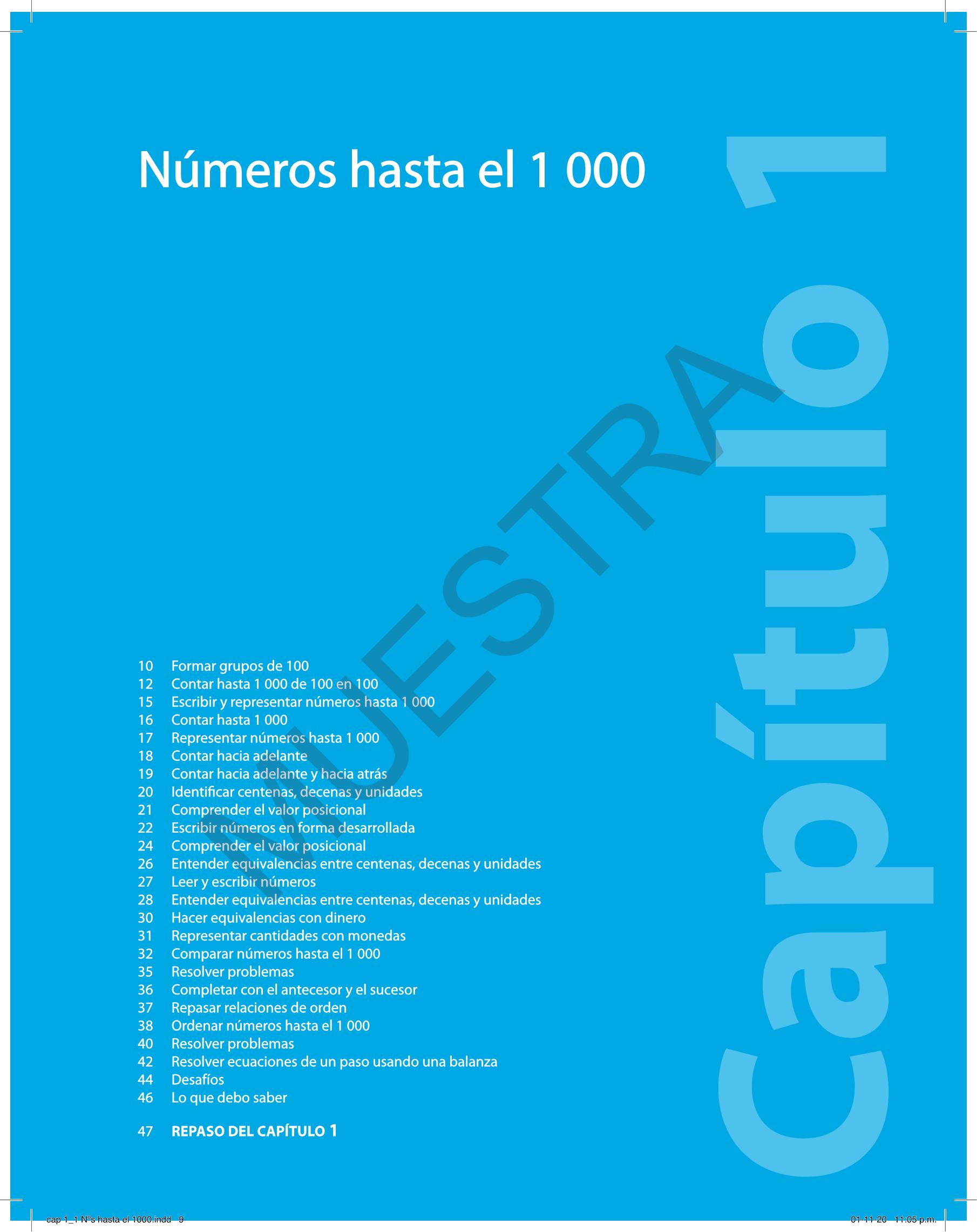 Matemáticas Aprendizajes Esenciales 3° básico (Edición especial 2021 - Tomo 1 y 2)