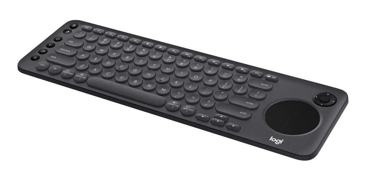 Teclado Logitech K600 Smart Tv Bluetooth / Usb