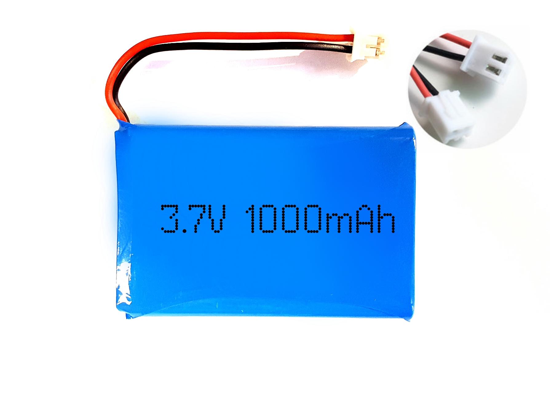 Batería de Respaldo para Alarma G90 Plus 1000mAh/3.7V