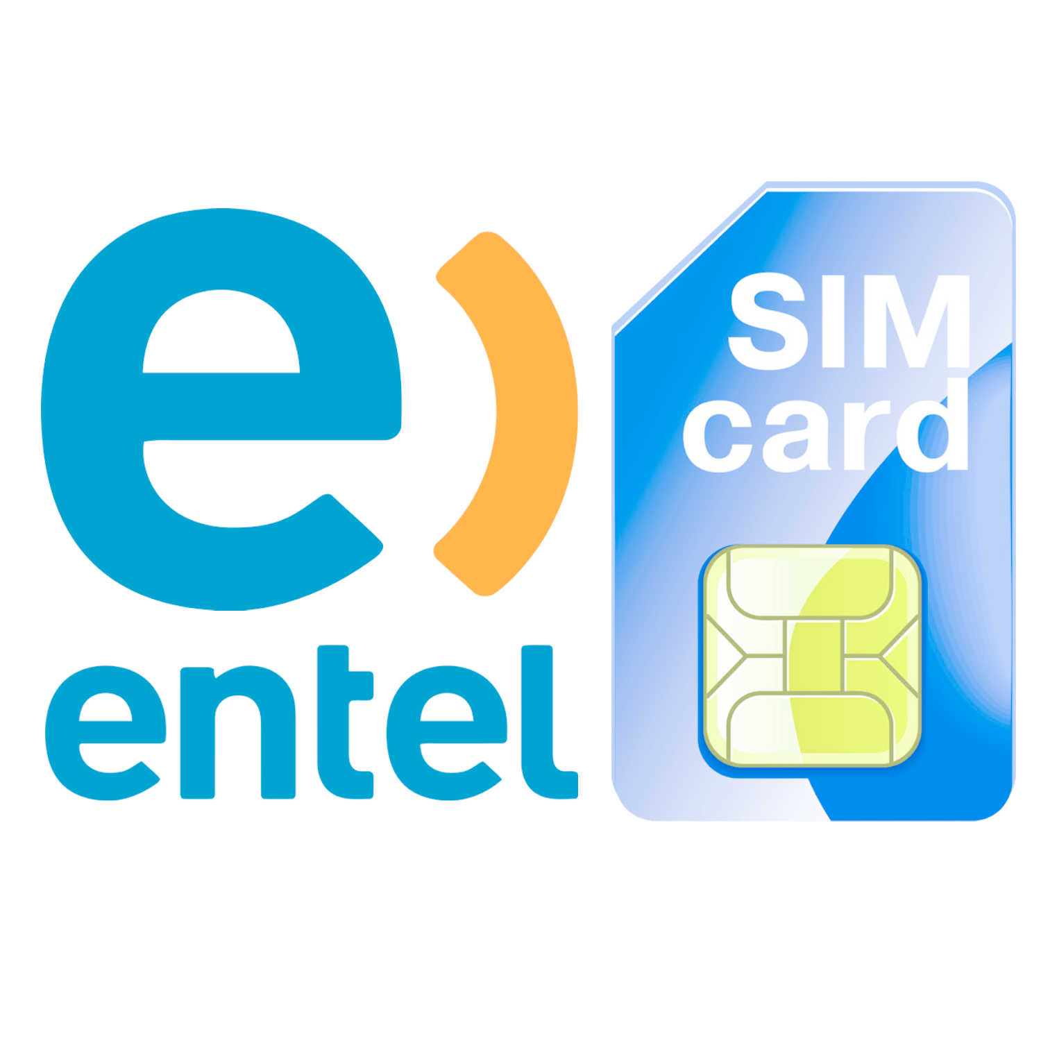 Chip Prepago Entel
