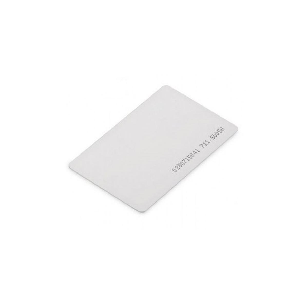 Tarjetas RFID 125khz