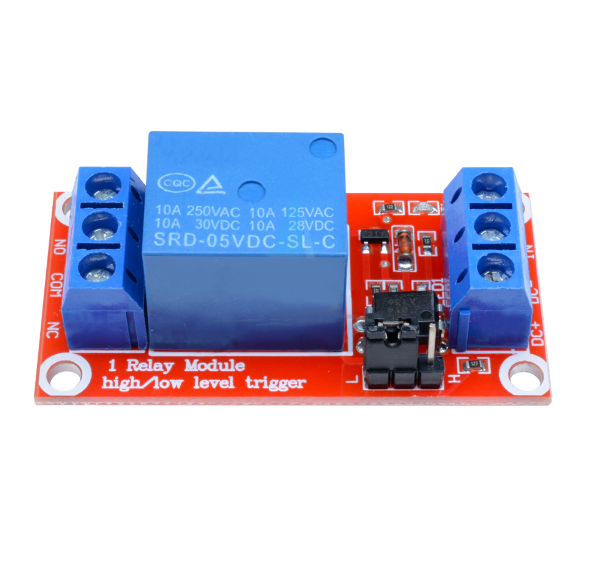 Relé para videoportero y alarmas GSM