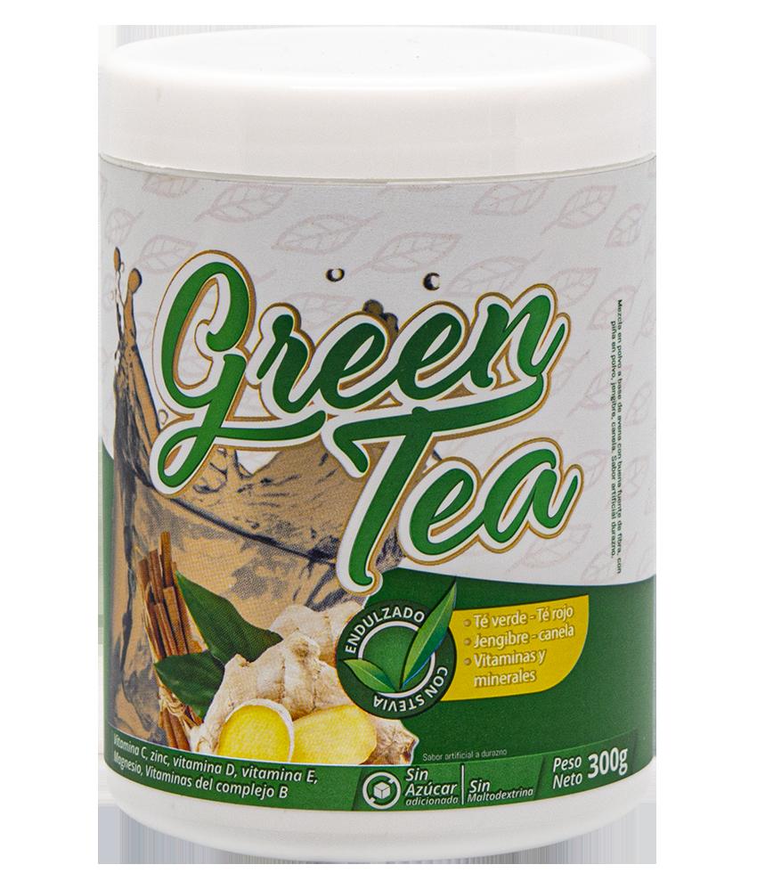 GREEN TEA │ TÉ VERDE