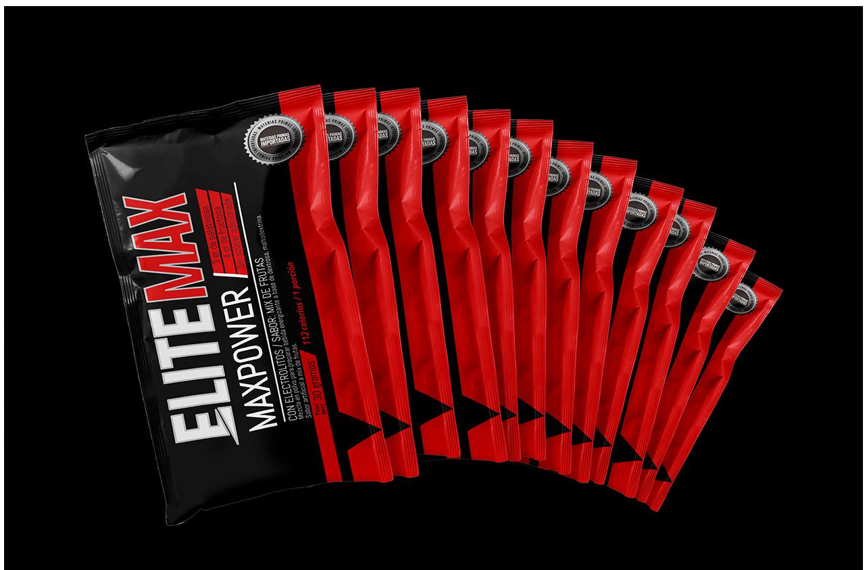 ELITE MAX POWER (x12 sachets)