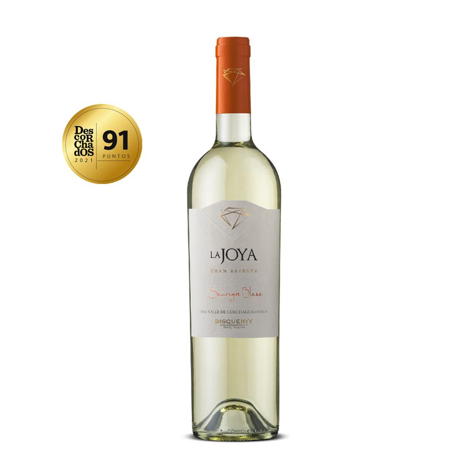 La Joya Sauvignon Blanc Gran Reserva - Viña Bisquertt