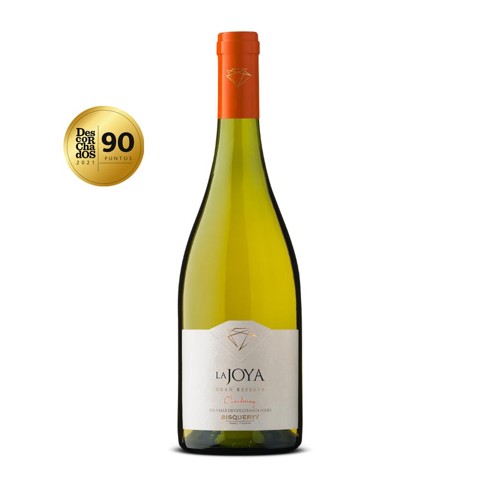 La Joya Chardonnay Gran Reserva - Viña Bisquertt