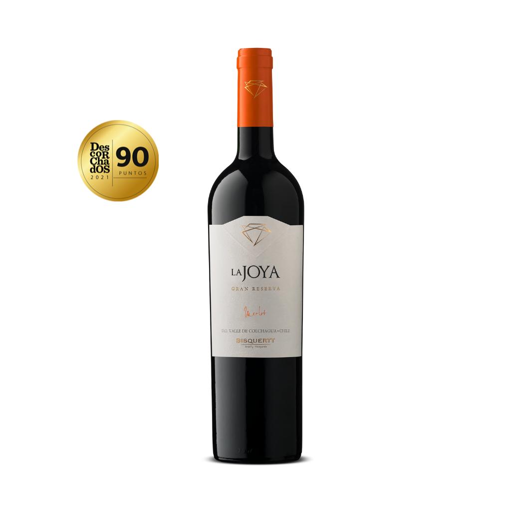 La Joya Merlot Gran Reserva - Viña Bisquertt
