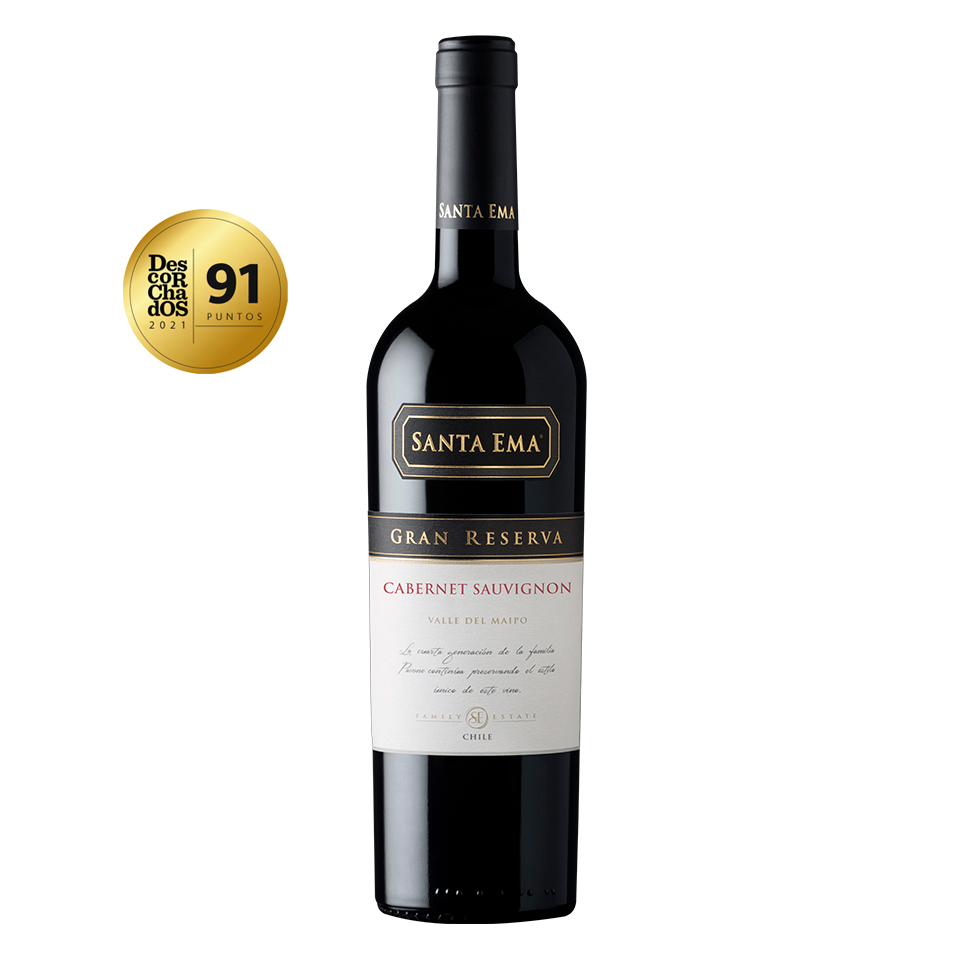 Pack 3 Cabernet Sauvignon Gran Reserva - Viña Santa Ema