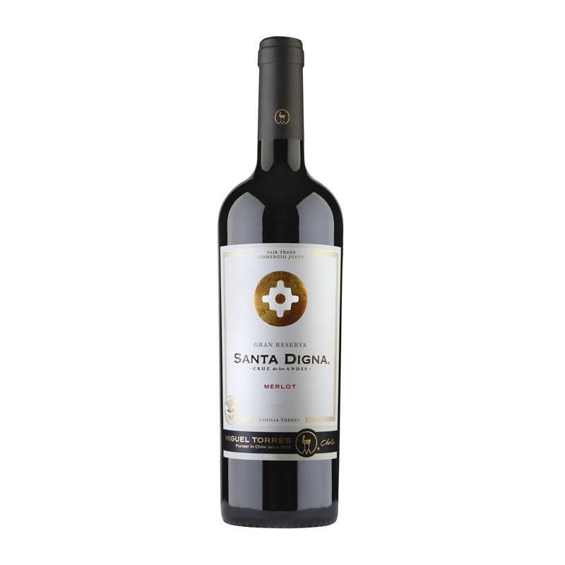Merlot Gran Reserva Santa Digna - Viña Miguel Torres