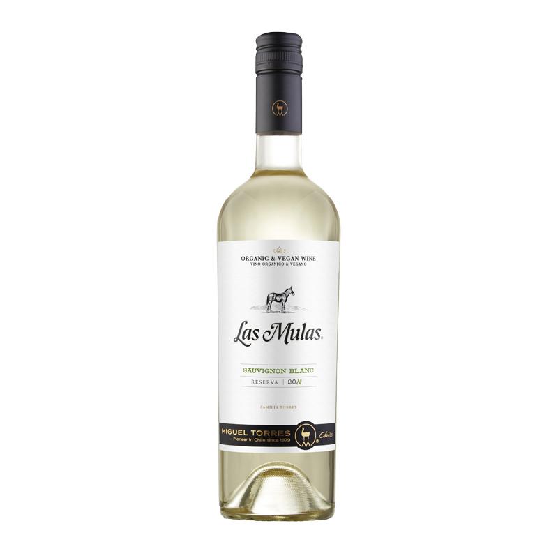 Sauvignon Blanc Orgánico - Vegano Reserva - Las Mulas - Viña Miguel Torres