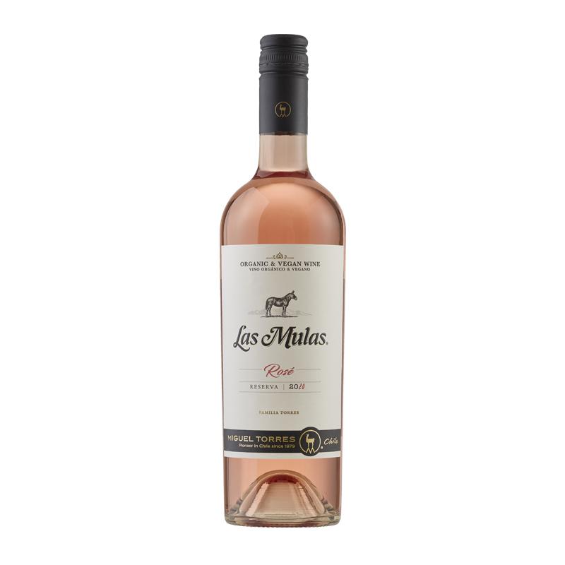 Rosé Orgánico - Vegano Reserva - Las Mulas - Viña Miguel Torres